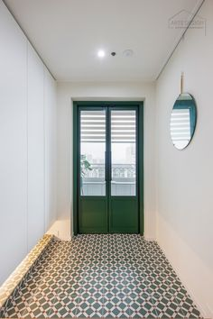 House Entrance, Entrance Doors, Home Interior Design, Interior Architecture, Door Design, House Design, Natural Interior, Entry Hall, Wet Rooms