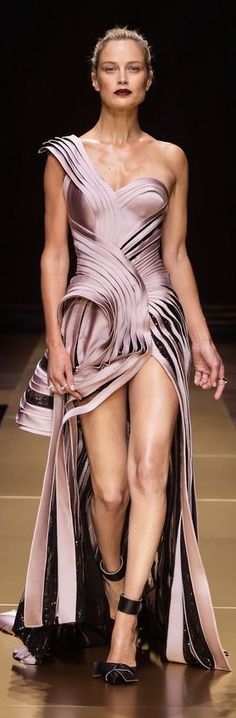 Atelier Versace couture Fall 2016 More