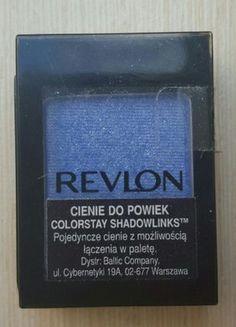 Kup mój przedmiot na #vintedpl http://www.vinted.pl/kosmetyki/kosmetyki-do-makijazu/12797260-niebieski-cien-revlon