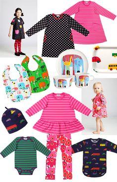 Marimekko for Kids: I love it!