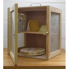 French Cheese Cupboard
