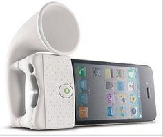 mini iphone speaker amplifier-- $7.39!