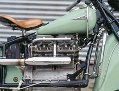 """""""1940 Indian 440 pictures"""" mint"""