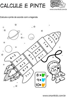 Math For Kids, Lessons For Kids, Preschool Worksheets, Classroom Activities, Math Sheets, Math Numbers, Elementary Math, Math Games, Kids Education