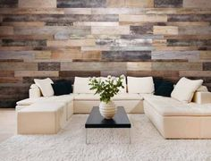 Glamora wallcovering - wood