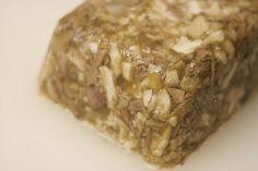 Brawn (headcheese) Recipe