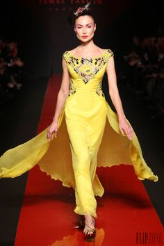 Jamal Taslaq Printemps-été 2013 - Haute couture - http://www.flip-zone.fr/fashion/couture-1/independant-designers/jamal-taslaq-3449