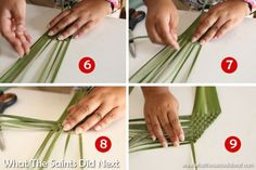 Wanda's easy flax weaving instructions on how to make harakeke flowers. Flax Weaving, Basket Weaving, Weaving Process, Weaving Techniques, Flower Arrangement Designs, Floral Arrangements, Maori Patterns, Flax Flowers, Diy And Crafts