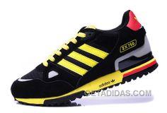 wholesale dealer b3e54 deba3 Adidas Zx750 Men Black Yellow Authentic, Price   104.00 - Adidas Shoes, Adidas Nmd,Superstar,Originals