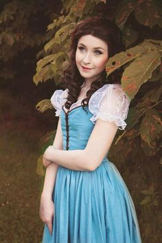 Belle from Once Upon A Time    Cosplayer: Nikita Cosplay