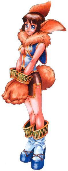 Janice - Chronopedia - Chrono Trigger, Chrono Cross, Radical Dreamers