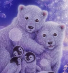 animaux de kentaro nishino - Page 2 Baby Animals, Cute Animals, Wild Animals, Animal Activist, Christmas Graphics, Mundo Animal, Modern Artists, Animal Wallpaper, Wildlife Art