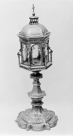 Monstrance    Date:      early 16th century  Culture:      Italian, probably Florence #TuscanyAgriturismoGiratola