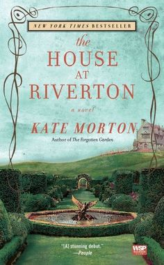"""If you love Historical English stories/programmes (e.g. """"Upstairs/Downstairs"""") you will LOVE this book.  From: http://booksintheburgh.wordpress.com/2011/05/21/the-house-at-riverton-not-half-bad/"""