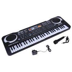 61 Keys Digital Music Audio