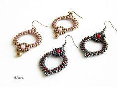 dbea Carrie variations earrings