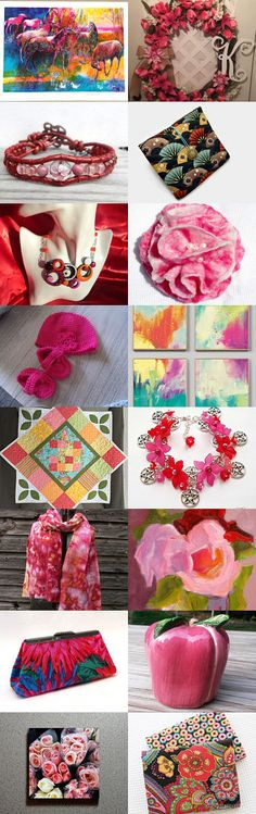 Belle Journee D'ete by Susan Pitts on Etsy--Pinned+with+TreasuryPin.com