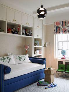 Boys Rooms: Baby to Big Kid Interior Designer in Charlotte - Interior Decorator - Laura Casey Interiors
