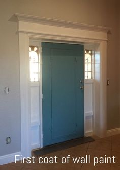 Do THIS to your front door to make it look so much better!   Front ...
