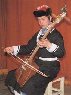 Rincones musicales: Música tradicional de Mongolia