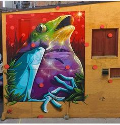 Nosego street art