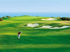 Great looking golf course