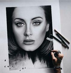 Adele by Toni Mahfud