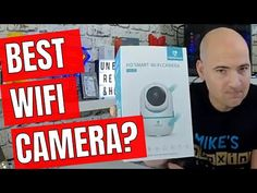 Best Budget WiFi FHD Security Camera HeimVision HM202 - YouTube Best Security Cameras, Ip Security Camera, Wireless Security, Home Surveillance, Security Solutions, Consumer Reports, Best Budget, Ip Camera