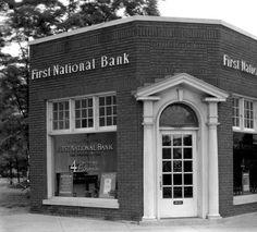 First National Bank Branch, 2223 Bardstown Rd., Louisville, Kentucky, 1927.