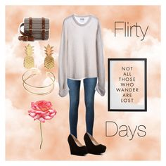 """""""Flirty Days"""" by jazzydemonte on Polyvore"""