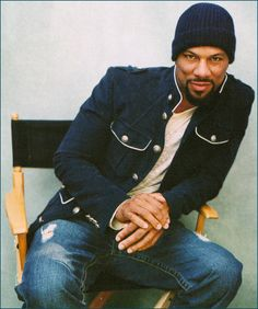 Common brings the cool. but i don't actually like this outfit.