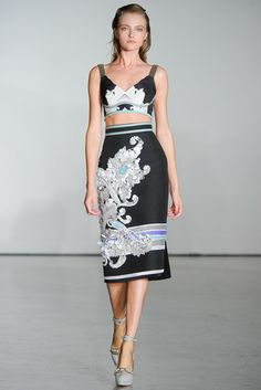 Aquilano.Rimondi - Spring 2012 Ready-to-Wear
