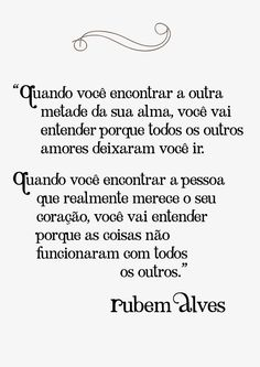 #Rubem Alves