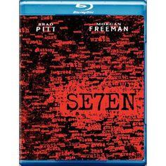 Se7en Blu-ray $8 at Best Buy