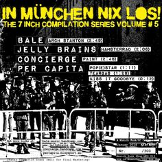 IN MÜNCHEN NIX LOS! THE 7 INCH COMPILATION SERIES VOLUME # 5