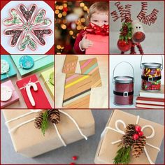 DIY Christmas Gifts - 40 Ideas for Personal Gifts Diy Crafts For Teen Girls, Diy Crafts For Gifts, Diy Crafts Videos, Craft Tutorials, Crafts For Kids, Paper Crafts, Paper Flower Tutorial, Diy Christmas Gifts, Christmas Decorations