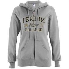 Ferrum College Panthers Women's Fleece Full Zip Hood