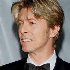 David Bowie - a right British gent!