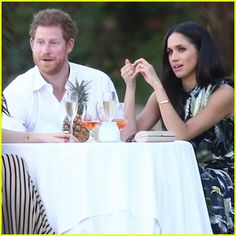 Mar 4, 2017 Prince Harry and Meghan Markle at friend's wedding in Jamaica