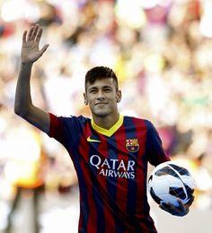El Niño Neymar Jr. #barça