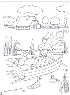 Paesaggi Xv Adult And Teen Coloring Pages