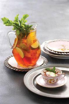 Rooibostee-drankie South African Recipes, Ethnic Recipes, Tasty, Yummy Food, English Food, Dessert Recipes, Yummy Recipes, Recipies, Desserts