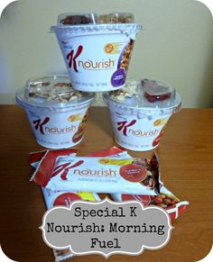 Special K Nourish Hot Cereals and Bars #GotItFree