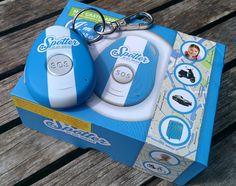 Spotter My GPS is een robust, klein apparaat om locatie van kinderen te traceren, inclusief SOS knop en telefoonverbinding. Prima prijs/prestatie verhouding