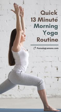 Morning yoga routines plus morning yoga stretches will help you start your day right, even if you're a yoga beginner! You can do this yoga at home too! Start your morning with these morning yoga poses for a better mood and energy! Morning Yoga Stretches, Morning Yoga Sequences, Morning Yoga Routine, Yoga Routines, Yoga Flow, Yoga Meditation, Yoga Inspiration, Advanced Yoga, Yoga At Home