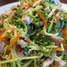 Paleo Chicken Pad Thai | The Paleo Mom