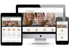 Dental Website Design - Detroit, MI #ResponsiveWebDesign