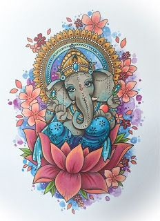 Ganesh Tattoo Print Tattoo Design Spiritual Art Elephant - Ganesh Tattoo Print Tattoo Design Spiritual Art Elephant God Elephant Art Ethnic Home Decor Deity Art Religious Art Mandala April Hand Of Hamsa Tattoo Ganesha Tattoo Mandala Fatima Pintura Ganesha, Arte Ganesha, Ganesh Tattoo, Tattoo Art, Lotus Tattoo, Hamsa Tattoo, Painting Tattoo, Mandala Art, Lord Ganesha Paintings