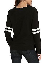 HOTTOPIC.COM - Harry Potter Hogwarts Girls Pullover Top