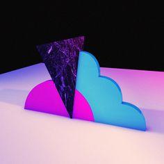 Virtual Acrylic Altar. Artwork by Pilar Zeta